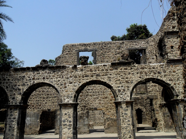 Remains of Vasai Fort!