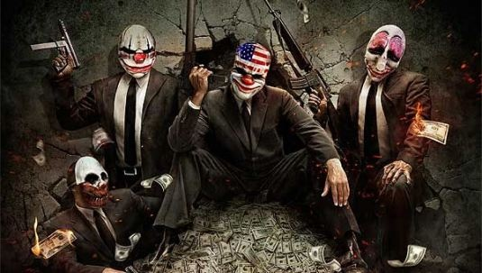 Payday, The Heist
