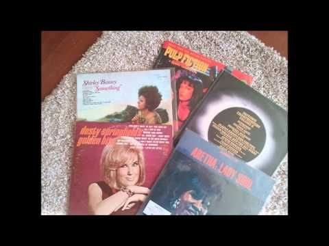 vinyl singer 60s - YouTube
