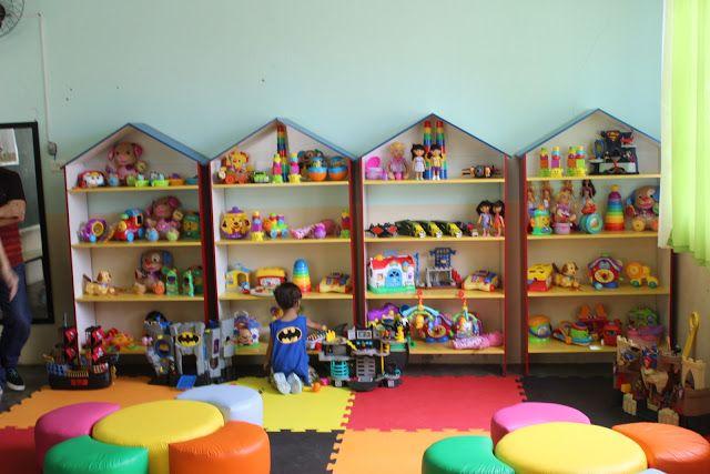 blog de decoração Um lar para Amar: A entrega dos brinquedos e montagem da briquedoteca - Mattel #ProjetoDoeAmor