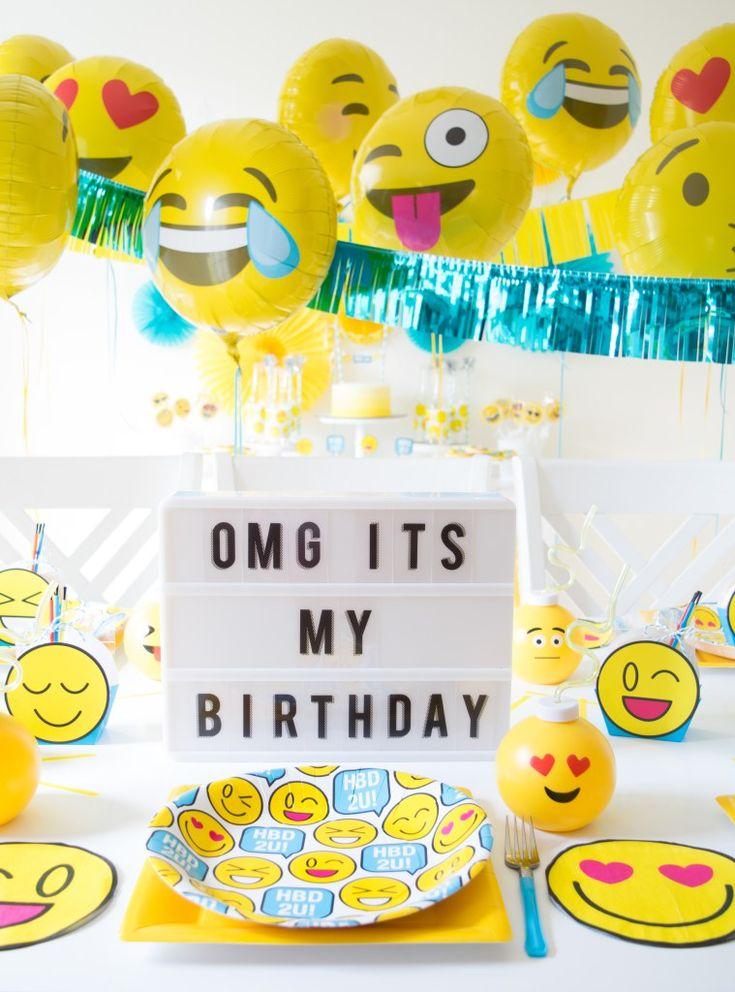 Best 25 Birthday Emoji Ideas On Pinterest