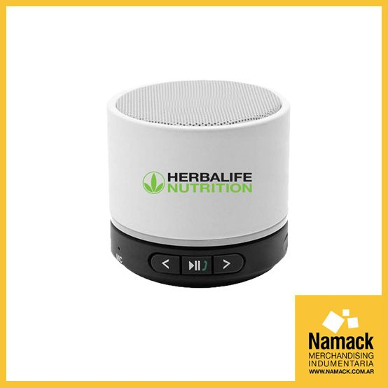 ¡Démosle vida a la oficina!  - Mini Parlante Bluetooth. - Con logo personalizado. - Manos libres para el celular. - Ranura para tarjeta de música. - Carga por USB. - Posibilidad de conectar dos celulares simultáneamente. - Óptimo para utilizar SIRI.  - Cantidad Mínima: 30 unidades.  Consultanos en info@namack.com.ar o llamanos al 4717-0835  #Parlante #Musica #sonido #Urban #sound #music #Colores #Merchandising #Namack #martes #Tuesday #colorfull #Adventure #Oferta #Promocion #Work #Office…