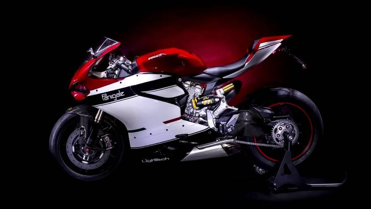 Ducati Panigale Made By Lightech