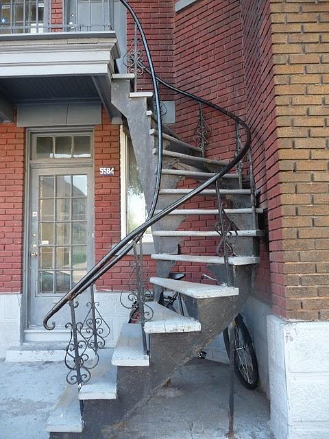 I Do Love An Outdoor Spiral Staircase Spirals Pinterest