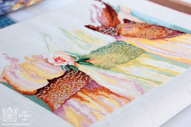 M'art - Hobby & Decor: Процессы / Processes