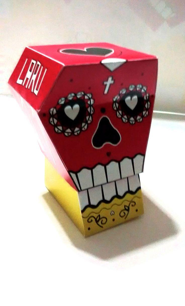 CALAVERA BOX
