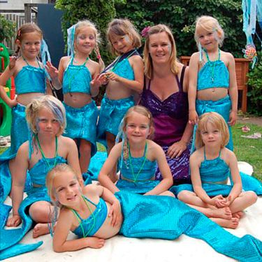 Zeemeerminnenfeest www.abra-ca-dabra.nl