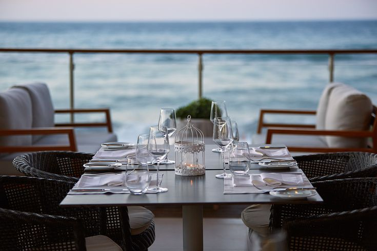 """Couldn't think of anything better than dining at """"Galazio"""" sea side restaurant.."""