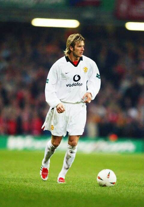 David Beckham #Manchester United
