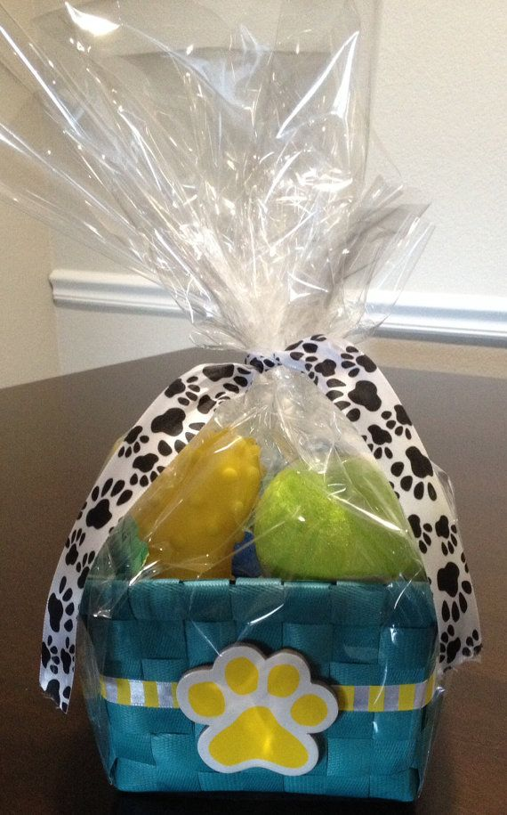 38 Best Pet Gift Baskets Images On Pinterest Dog Gift