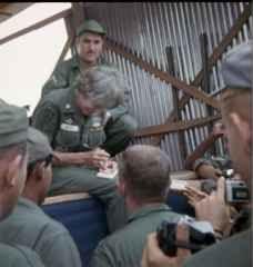 Story of Martha Raye, actress, Vietnam War USO performer & US Army Reserve nurse.
