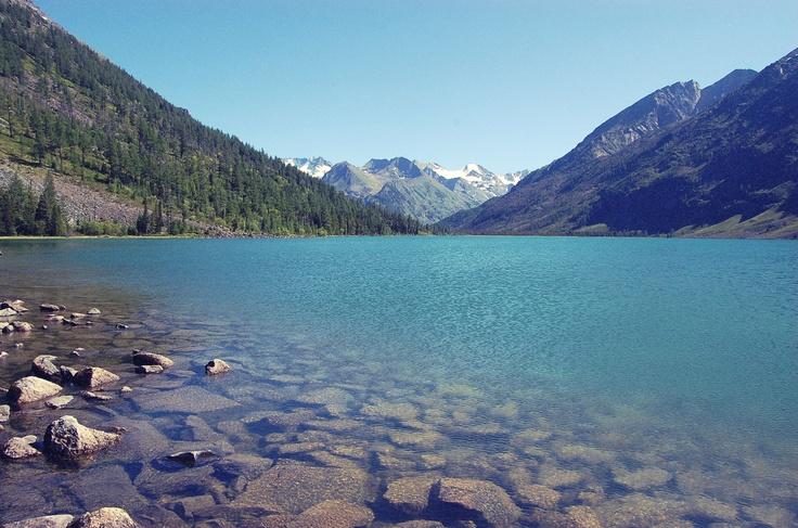 Второе Мультинское озеро