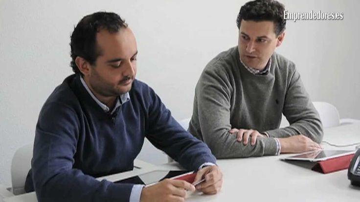 Entrevista a los fundadores de sindelantal.com, Evaristo Babé y Diego Ballesteros, realizada por Isabel García Méndez, colaboradora de Emprendedores.
