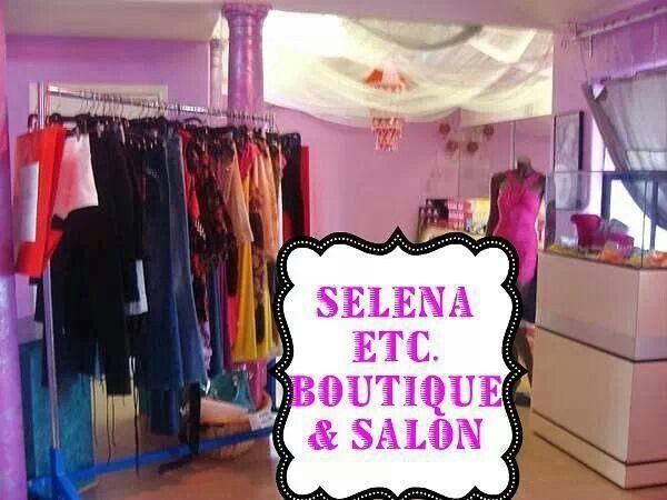 Selena Etc. Boutique & Salon in Corpus Christi, Texas