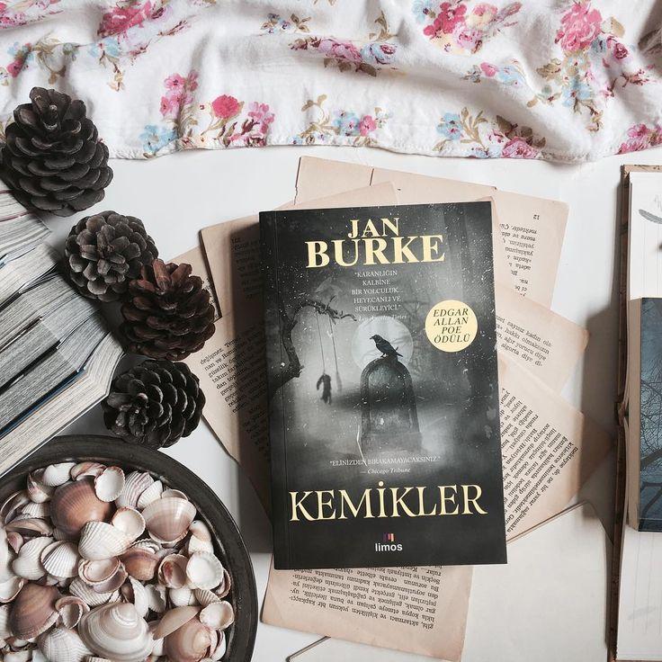 """135 Beğenme, 2 Yorum - Instagram'da İçimdeki Kafka (@icimdekikafka): """"💀☠️ Jan Burke-Kemikler Kitap Yorumu ☠️💀 İrene Kelly, yaklaşık 50 kadının katili olan sosyopat ve…"""""""
