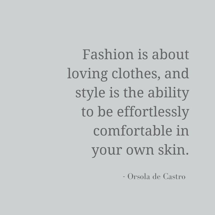 Ethical fashion advocate, Orsola de Castro.