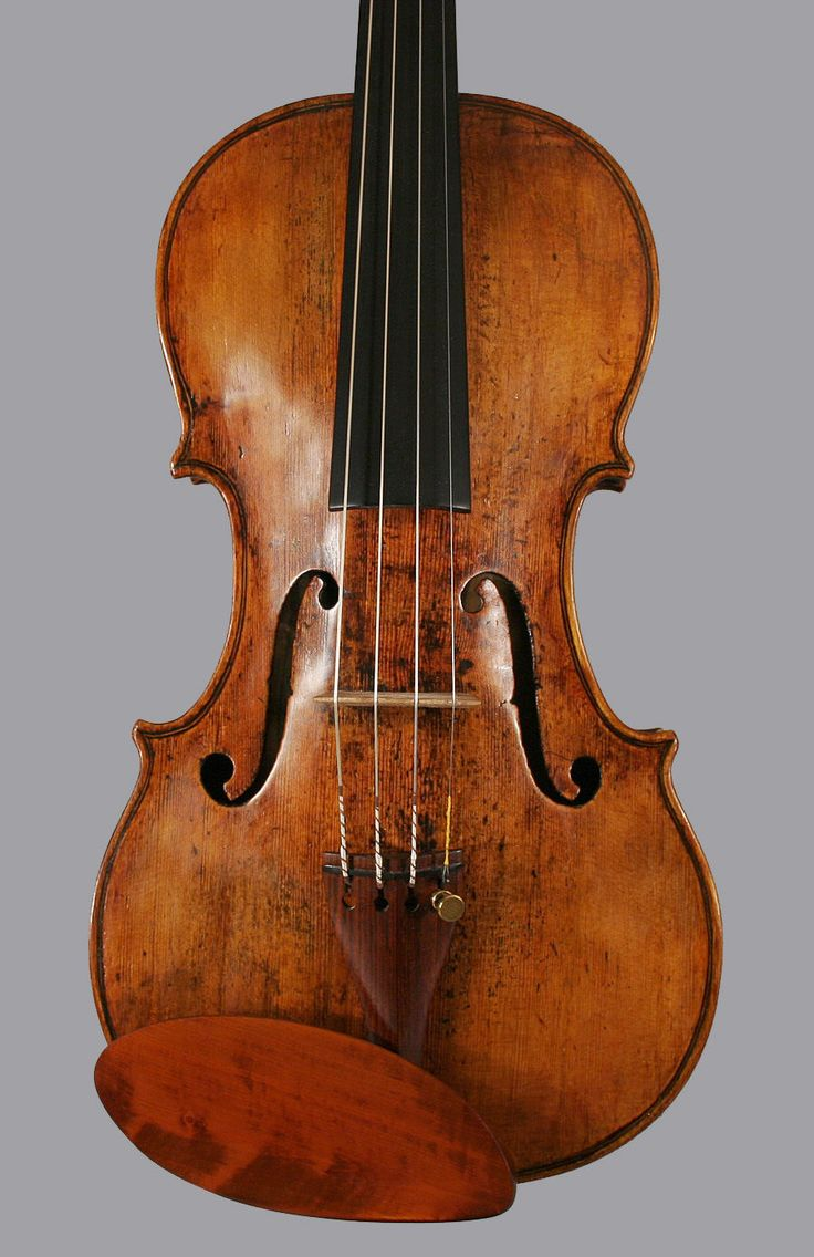 A very fine old Italian certified violin by Don Nicolo Amati, ca.1745.
