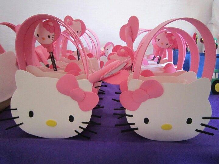 Idea Para Fiesta De Hello Kitty
