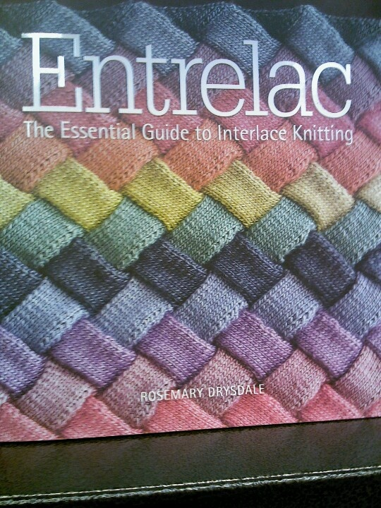 Entrelac Knitting Pattern Books : 17 Best images about Entrelac on Pinterest Bags, Crochet ...
