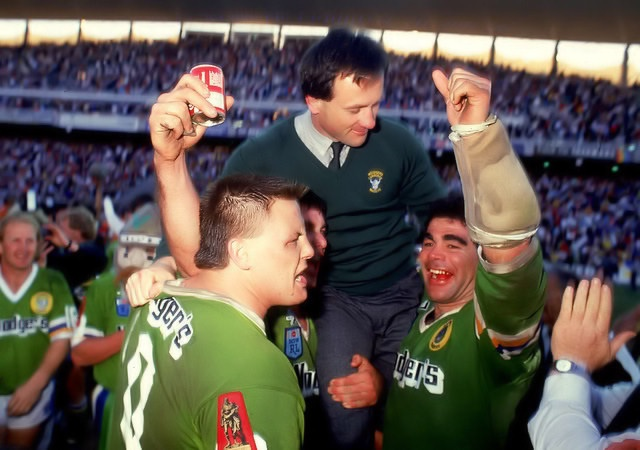 THE GREATS: Greatest ever Canberra Raiders coach, Tim Sheens. The final in our series on the Canberra Raiders greats!