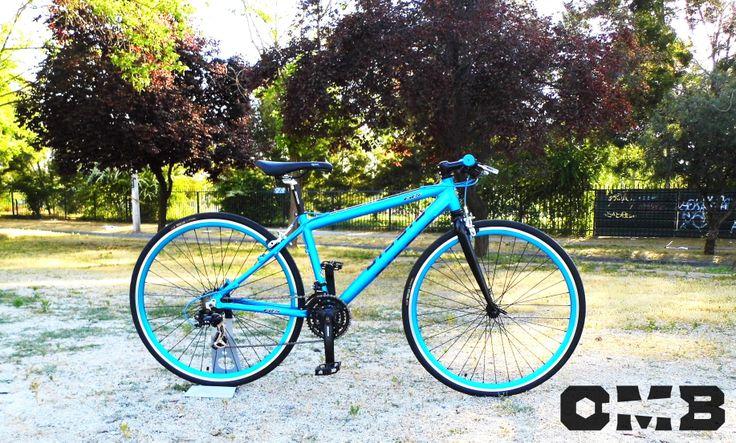 Bicicletas híbridas (hybrid bicycles)