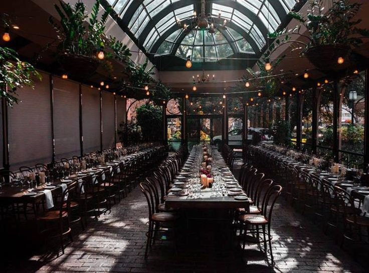 @AyersHouse [ADELAIDE] The Conservatory – it's all about glass and gardens, and the exposed bluestone walls giving a perfect rustic backdrop to the beautiful Victorian styled glass house
