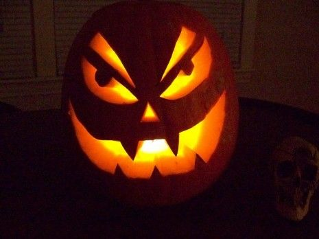 Awesome pumpkin carving tips