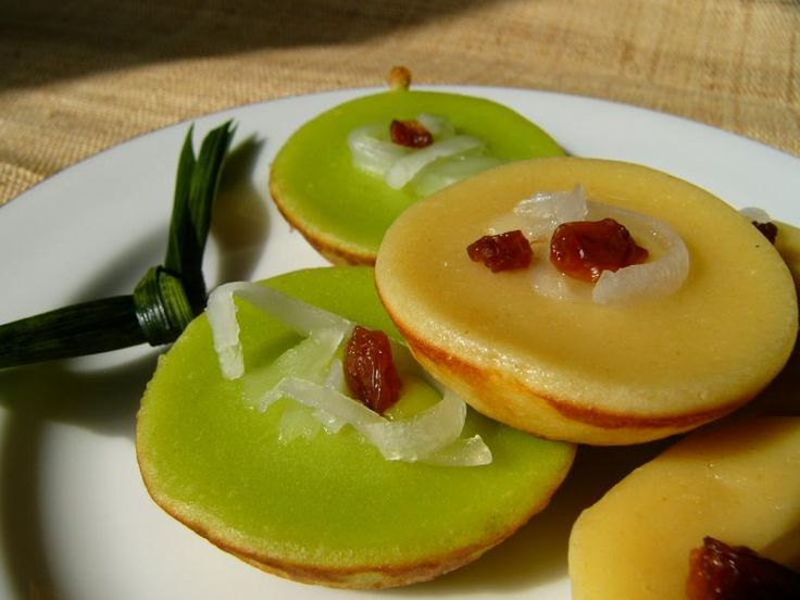 Kue Lumpur #indonesian #food #culinary