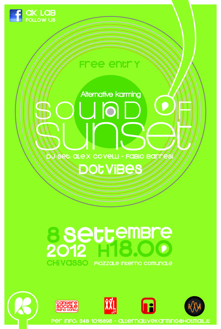 SOUND OF SUNSET 2012 |