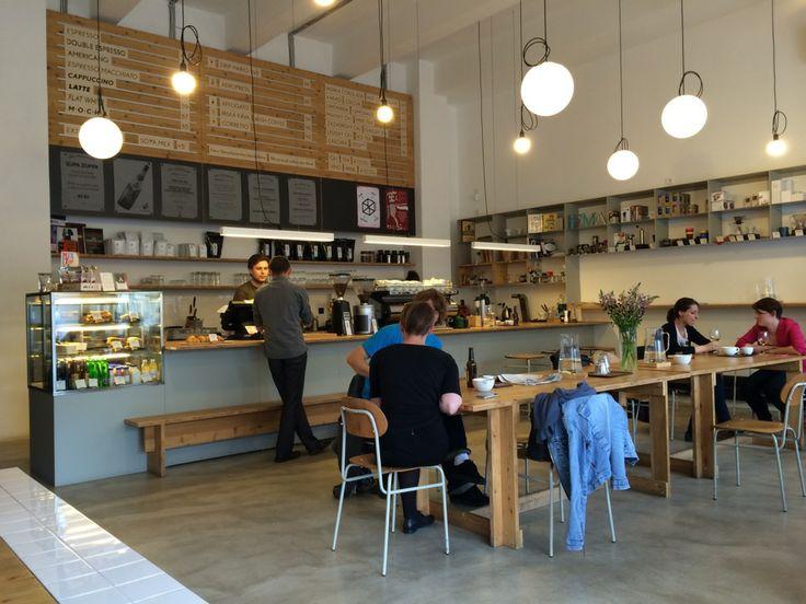EMA espresso bar in Praha, Hlavní město Praha