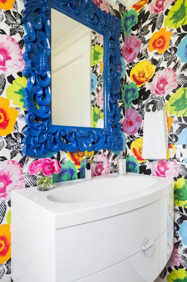 Kate Spade New York Bathroom Decor Ideas and DIYs | Brit + Co