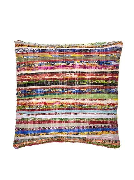La Boheme - Hand Woven Pillow.