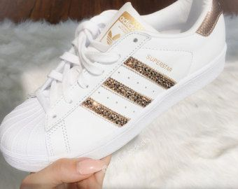 adidas Originals Womens Superstar Foundation Trainer Black / White