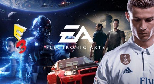 Hymne NFS A Way Out FIFA SW Battlefront 2 ... donc el E3 2017 de EA E3 2017 multi PC PS4 Xbox One