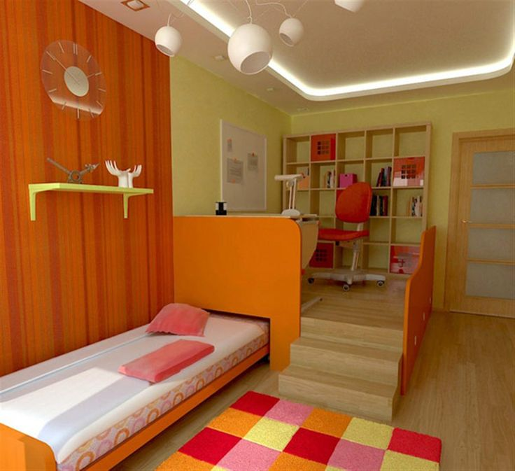 desain kamar tidur remaja - Pesquisa Google