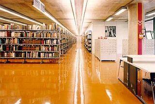 Biblioteca da Faculdade de Arquitetura da USP