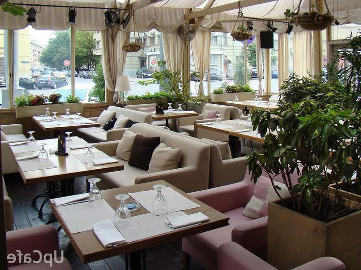 http://taizh.com/wp-content/uploads/2014/11/Retro-interior-design-restaurant-with-white-curtain-in-wide-glass-window-also-square-wooden-dining-table-including-plant-indoor.jpg