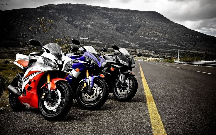 Beautiful Motorcycle Wallpaper