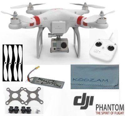 DJI Phantom Aerial UAV Drone Quadcopter for GoPro « Game Searches