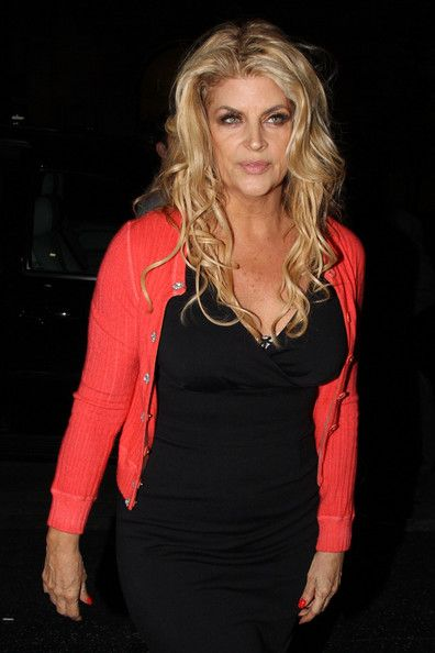 Kirstie Alley Photo - Kirstie Alley at Katsuya