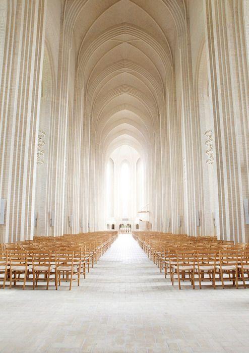Grundtvig's Church, Copenhagen, Denmark. It's decided. This is my wedding location.