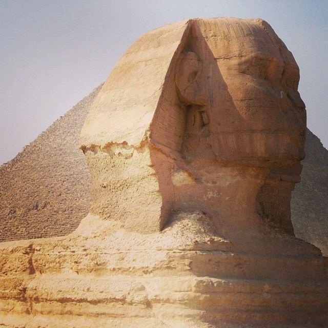 Sphinx. Cairo, Egypt | Flickr – Condivisione di foto!