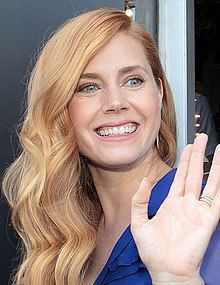20 August, 1974 ~ Amy Adams, American actress and singer.