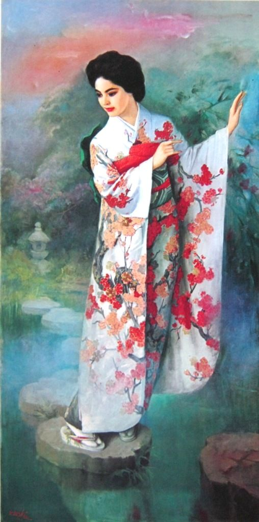 Basoeki Abdullah - Wanita Senja