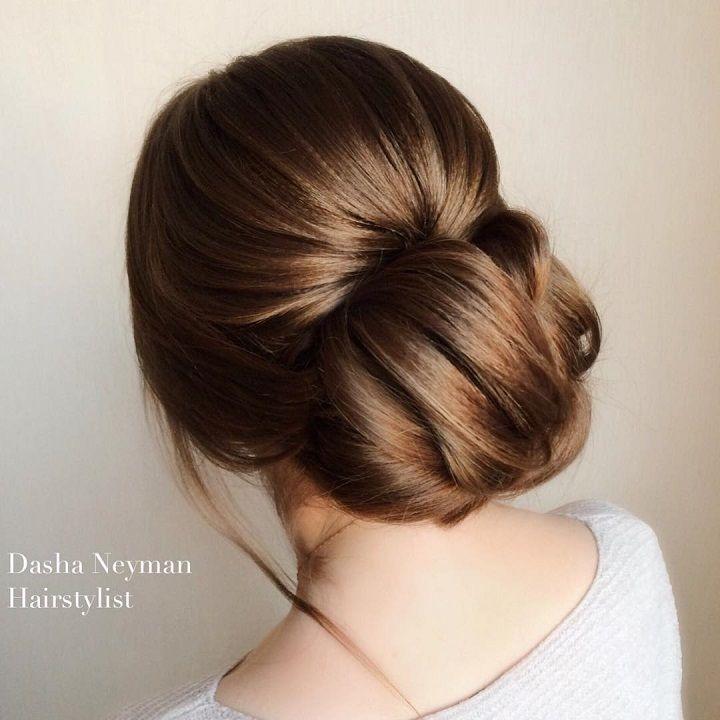 gorgeous wedding hairstyle inspiration #weddinghair #hairdo #updohair #messyhairupdo #updoweddinghair #hairstyles #chignon #lowupdo #hairstyleideas #bridalhair
