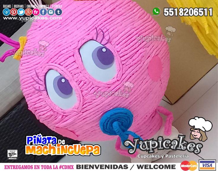 😍 ¡En tu fiesta no pueden faltar las piñatas de Distroller que tenemos para tí! 🎉😉 Estas fueron entregadas en Acapulco 😎 ¡Haz tus pedidos HOY! ✨😃 🔵 Cotiza en nuestra página 👉 www.facebook.com/yupicakes 👈 o vía WhatsApp al ☎ 5518206511 🔵 ENTREGAMOS EN TODA LA CDMX 🔵 #Yupicakes #CDMX #Distroller #Piñatas #Berinaiz #Machincuepa #Cocada #Tinga #Chamoy #Fiesta #Divertido #Original #Acapulco #GaleriasAcapulco #Personalizado