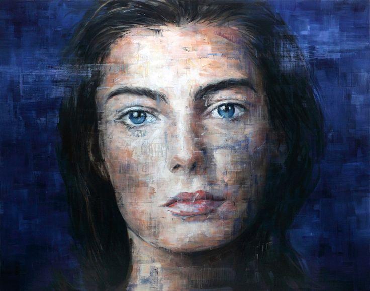 Harding Meyer / (40-2015) / oil on canvas, 190x240cm