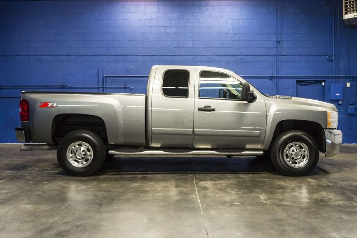 2008 chevrolet silverado 1500 specifications