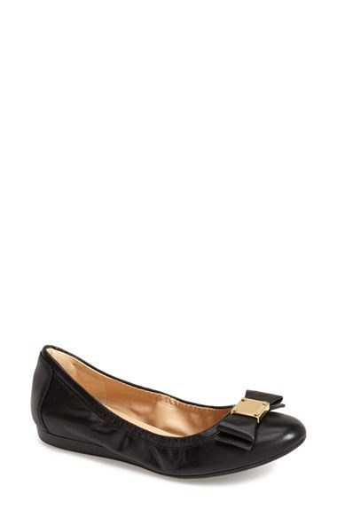 Cole Haan 'Tali' Bow Ballet Flat (Women) | Nordstrom