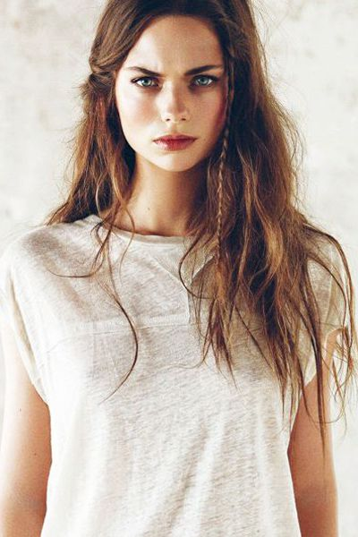 20 Messy-Chic Casual Hairstyles | Daily Makeover
